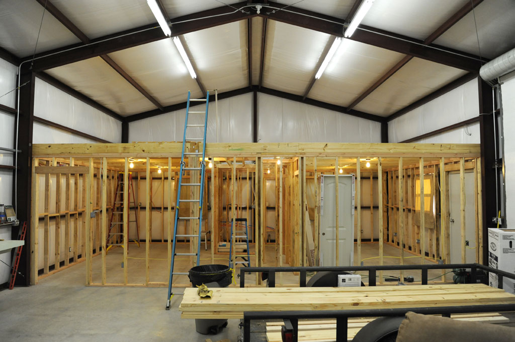 how to build a man cave