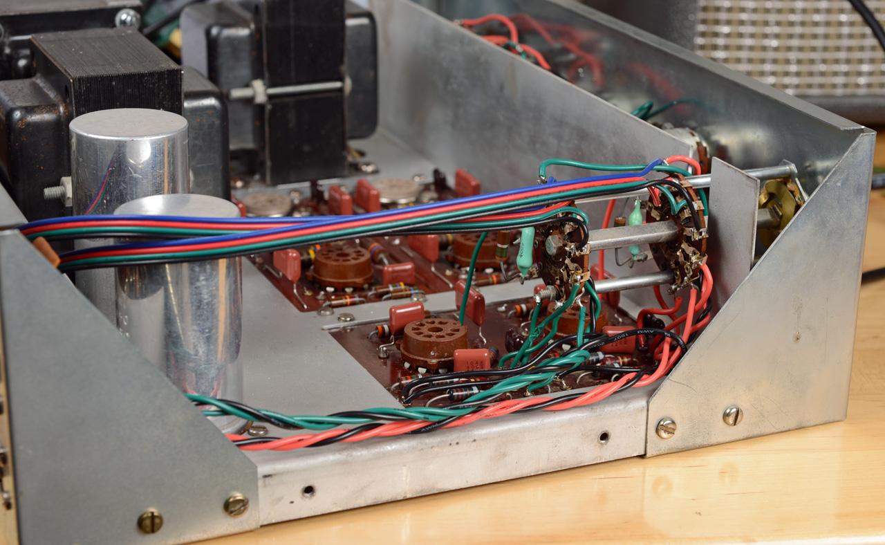 SCA-35 Rebuild