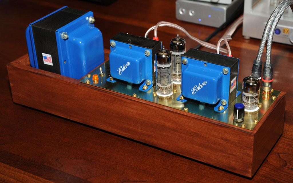 Built a New Triode Amplifier - 2-Channel Home Audio - The Klipsch